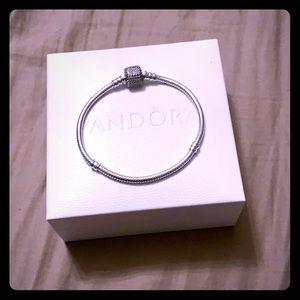 Pandora Jewelry - New in Box Pandora Pave Bracelet